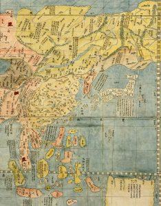 In the footsteeps of Matteo Ricci (2) – El Celeste Imperio